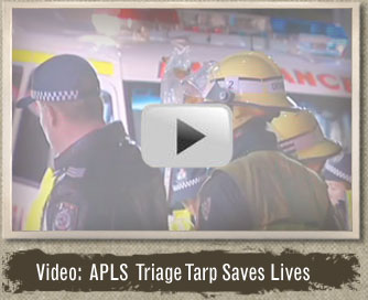 Video: Triage_Tarp
